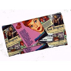 I Love Lucy Collage Organizer Wallet