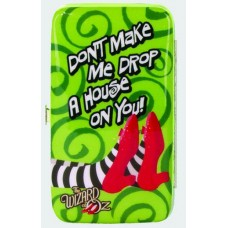 Oz Drop a House on You Phone Case and Organizer