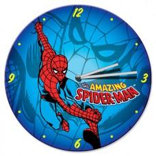 Amazing Spiderman Wood Wall Clock