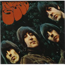 Beatles Rubber Soul Magnet