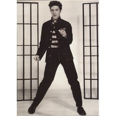 Jailhouse Rock Greeting Card