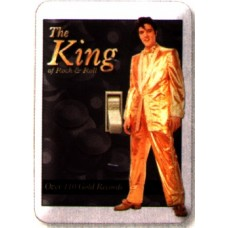 Elvis King Switch Cover