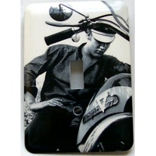 Elvis Motorcycle Switch Cover