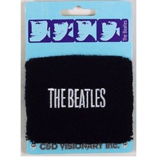 The Beatles Name Logo Wrist Band