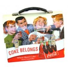 Coke Belongs Lunch Box