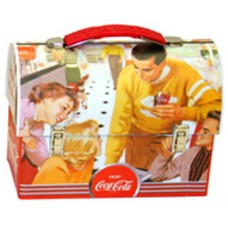 Mighty Refreshing Coca Cola Lunch Box