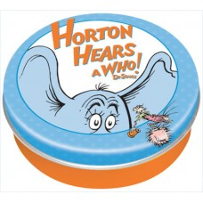 Horton Hears a Who Mini Round Tin