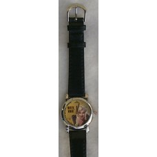 Marilyn Monroe Yellow Background Watch