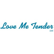 Love Me Tender Wall Sticker