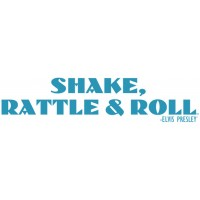 Shake, Rattle & Roll Wall Sticker