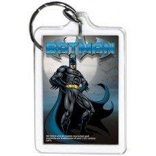Batman Standing with Moon KeyChain