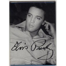 Elvis Presley Young Pose Magnet