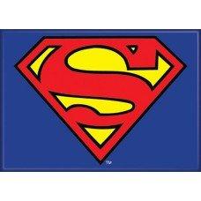 Superman Logo Refrigerator Magnet