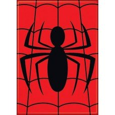 Spiderman Spiderweb Logo  Refrigerator Magnet