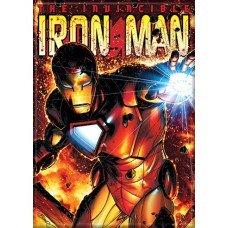 Iron Man Lite Hand Refrigerator Magnet