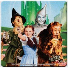 Wizard of Oz Characters Magnet