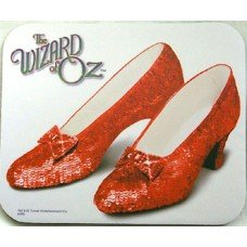 Oz Ruby Slippers Mouse Pad