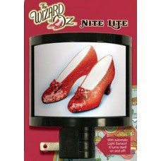 OZ Red Shoes Night Light