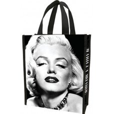 Marilyn Monroe Close Up Shopper Tote
