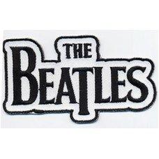 Beatles Logo Patch