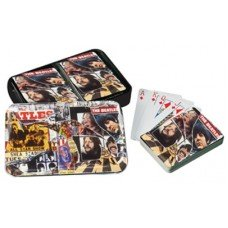 Beatles Anthology Playing Cards in Tin box