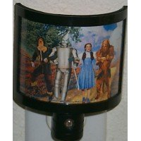 OZ Yellow Brick Road Night Light